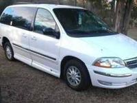 1999 Ford Windstar Handicap Accessible Van in Excellent