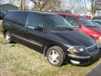 This Windstar Van Is A Local Trade In That Runs Good &