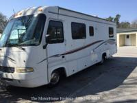 Model 2905. A great Class A coach to start your RVing