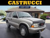 Recent Arrival!   Gray 1999 GMC Jimmy SL 4WD 4-Speed