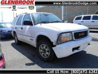 Options Included: 4-Wheel Drive, 18 Gallon Fuel Tank,