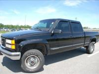Options Included: Crew Cab, 4 Wheel Drive, Bedliner,