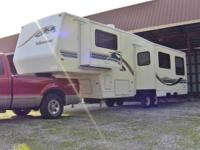 1999 Gulf Stream Yellowstone 28FRK utilized 5th wheel,