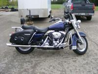 1999 Harley Davidson FLHRCI Road King Classic Has bags,