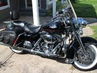 1999 Harley Davidson FLHRCI Road King Classic. 1999