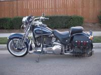 99 Heritage Springer FLSTS ,second owner and bike has