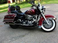1999 Harley-Davidson Road King FLHRP-I, 88 cu/in