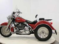 1999 Harley-Davidson Road King Ready To Ride Trikes