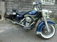 1999 Harley Davidson road king, has 22,000 miles,