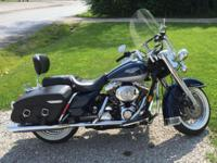 Very well kept Road King for sale with only 27,423