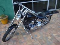 1999 Harley davidson Davidson Custom Softail is