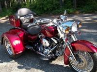 1999 Custom Road King Trike. I chose the maker Motor