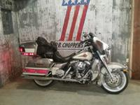THIS IS THE NICEST 99' BAGGER OUT THERE. IT DRIVES and