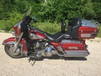 1999 Harley Davidson Ultra Classic, Twin Cam 88, Fuel