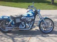 1999 Harley Davidson Wide Glide Cruiser This awesome