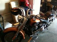 Make Harley Davidson Model Fatboy Price $15,000 Color