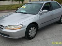 ONE WELL MAINTAINED ACCORD.TIMING BELT ,WATER PUNP AND