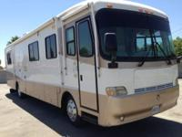 Take a look at this gorgeous Holiday Rambler Diesel