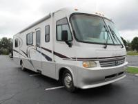 1999 HOLIDAY RAMBLER ENDEAVOR 34' (CLASS A) MODEL CG