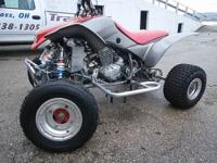 1999 400EX Rebuilt into a Lonestar race quad in 2005.