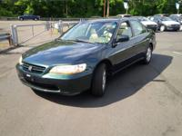 Here we have a 1999 honda accord  195k high way