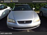 1999 Honda Accord Cpe Our Location is: AutoNation