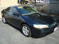 Options Included: N/AThis is one nice Accord! We have