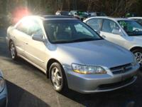 Options Included: N/A1999 HONDA ACCORD EX 4 CYL. WITH