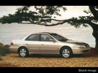 Clean CARFAX. 1999 Honda Accord EX FWD 5-Speed Manual
