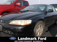 Exterior Color: black, Body: Coupe, Engine: 3.0L V6 24V
