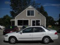 Options Included: Air Conditioning, Alarm, AM/FM Radio,