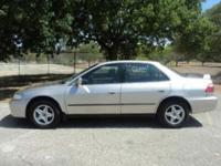 Options Included: N/AThis 1999 Honda Accord is in great
