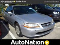 1999 Honda Accord Sdn Our Location is: AutoNation