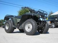 1999 Honda Fourtrax trx300. Visit our website