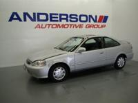 Options Included: N/ASilver Bullet! Perfect car for