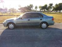 1999 Honda Civic - $2,850 Cash,very reliable, cold a/c,