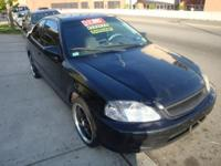 Options Included: A/C, Alloy Wheels, Bucket Seats,