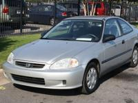 "Options Included: N/A""Nice and Clean Dependable Car!"