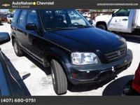 1999 Honda CR-V Our Location is: AutoNation Chevrolet