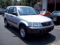 Options Included: N/A1999 Honda CR-V LX, AWD,