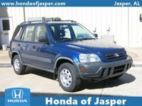 Options:  1999 Honda Cr-V 2Wd Lx Auto|Front Wheel