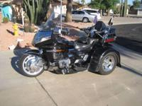 1999 Honda GL15SE Goldwing. 1999 Honda GL15SE Goldwing