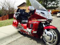 1999 (50'th Anniversary special) Honda Goldwing GL1500