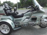 1999 HONDA GOLDWING TRIKE 50TH ANNIVERSARY EDITION ONLY