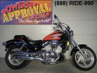 1999 Honda Magna 750 motorcycle for sale only $2,999!