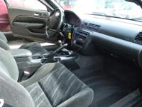 Options Included: This Honda Prelude is waiting for you