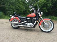 1999 Honda Shadow Ace Good Lookin Cruiser Motorcycles