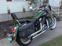 This Cruiser a Honda Areo Vt1100C3 Looks, sounds and