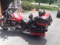 1999 Honda Valkyrie Interstate! Red/Black, 77,100