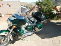 Amazing 1999 Honda Valkyrie Interstate, only 2 owners